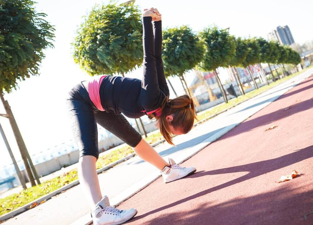 ćwiczenia na przykurcz mięśnia