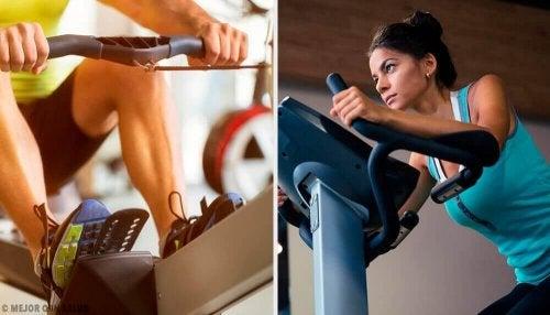 Skuteczne spalanie kalorii na siłowni