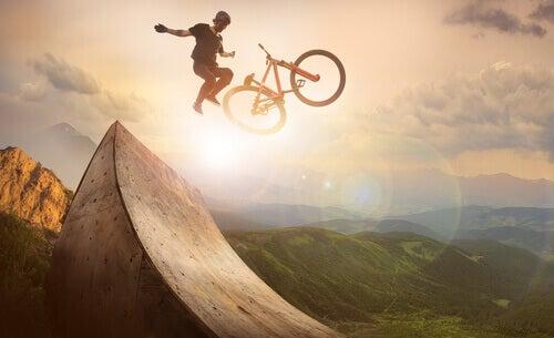 Sporty ekstremalne a adrenalina