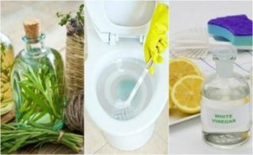Sprzątanie łazienki 5 Ekologicznych środków Czystości