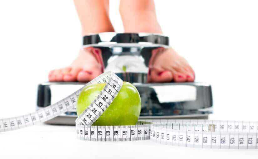 zielone jabłka wspomagają utratę wagi
