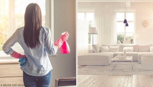 Świeży zapach w domu – kilka ciekawych porad