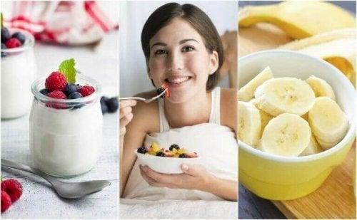 Jedzenie przed snem - 6 zdrowych przekąsek