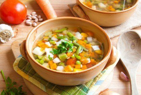 Zupa warzywa