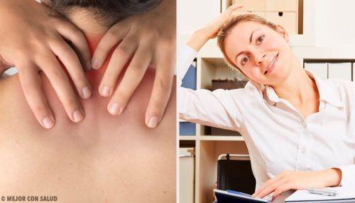 Ból karku: kilka ćwiczeń, które przyniosą ulgę