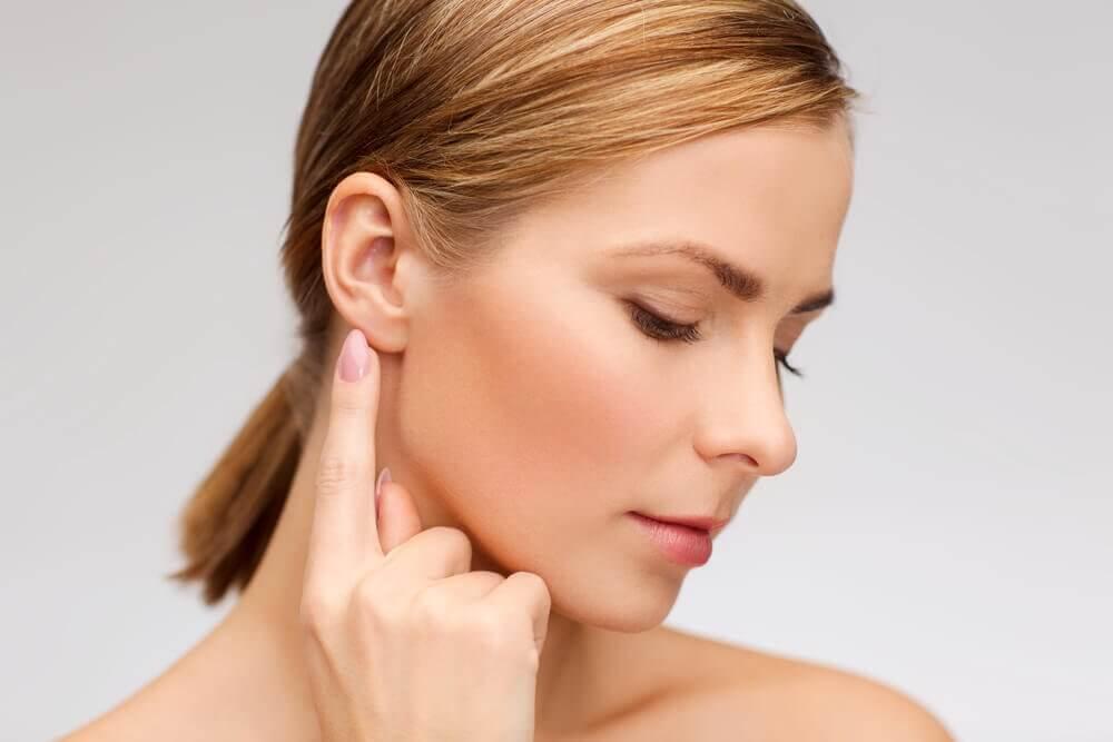 Ból ucha a szum w uszach