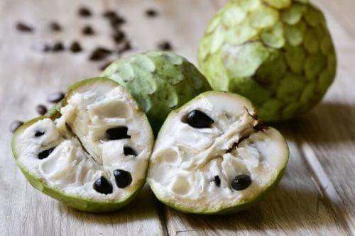 potas cherimoya