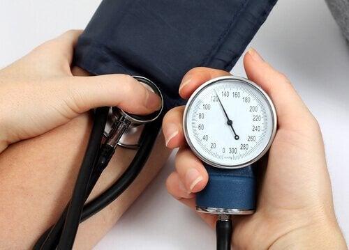 Nadciśnienie krwi – 5 naturalnych lekarstw