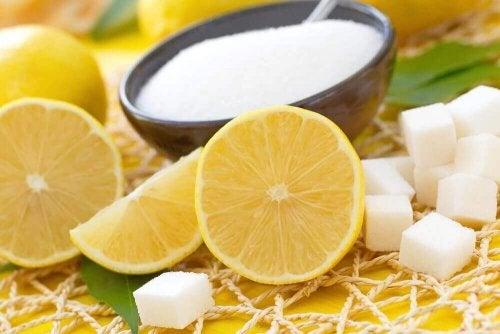 cytryna i cukier