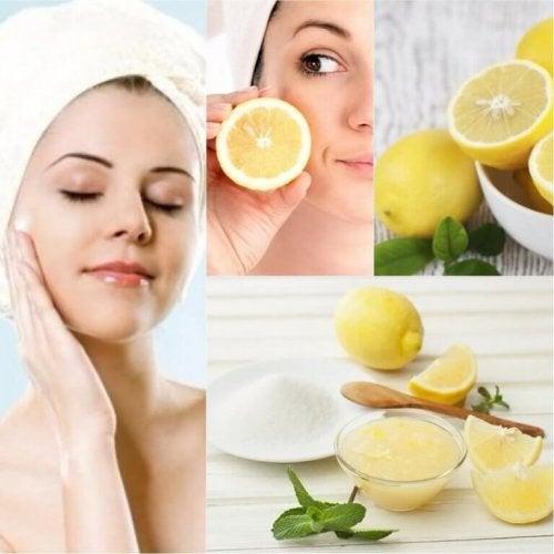 Cytryna jako naturalny kosmetyk - 6 zastosowań