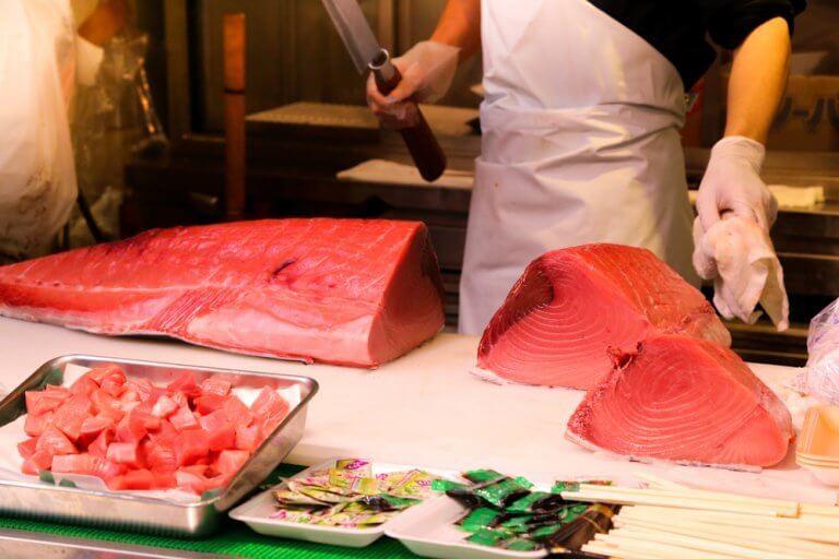 Czerwony tuńczyk, Ryby, których nie należy jeść