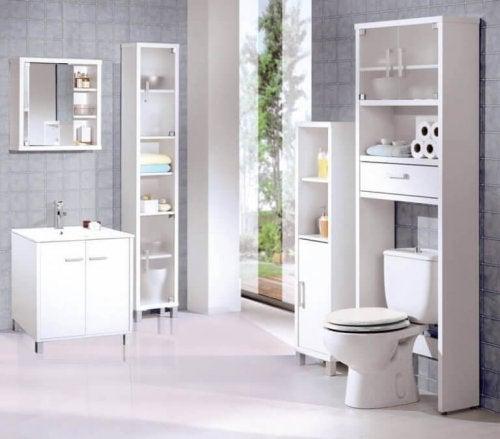Czysta łazienka i ładny zapach w domu