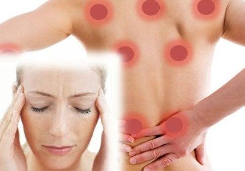 Fibromialgia mapa ciała