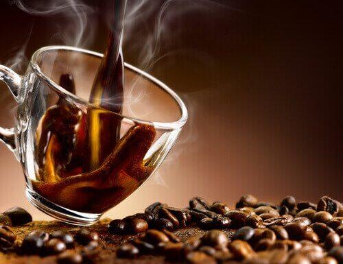 Kawa a rozstrój nerwowy