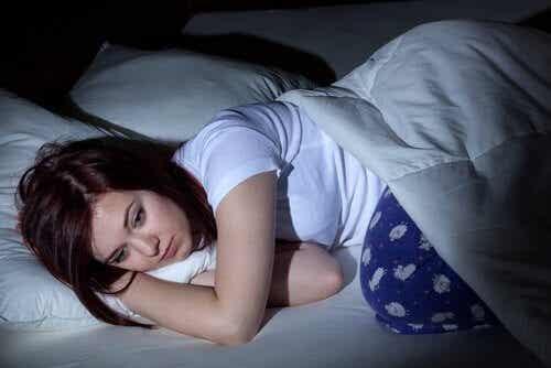 Gdy nie możesz spać - skuteczna strategia, która Ci pomoże