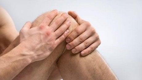 Wazelina na ból kolana