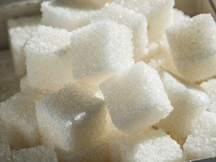 Kostki cukru kwas moczowy wysoki