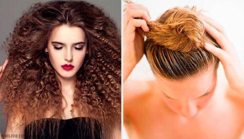 Kręcone Włosy Poznaj 5 Szałowych Fryzur Krok Do Zdrowia
