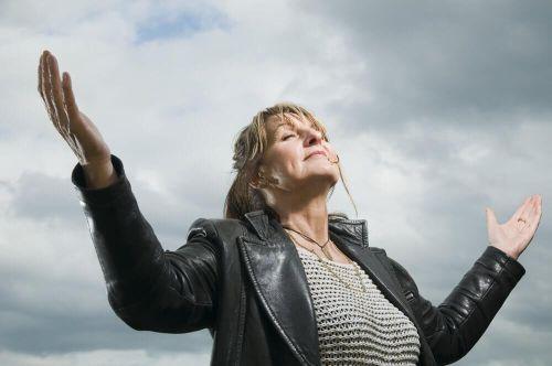 kryzys wieku średniego. kobieta
