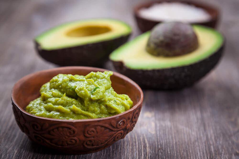 Meksykańskie guacamole