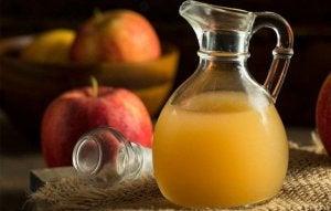 ocet-jabłkowy na zapalenie spojówek