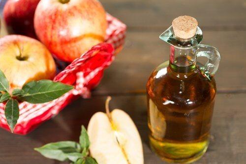 Ocet jabłkowy a grzybica