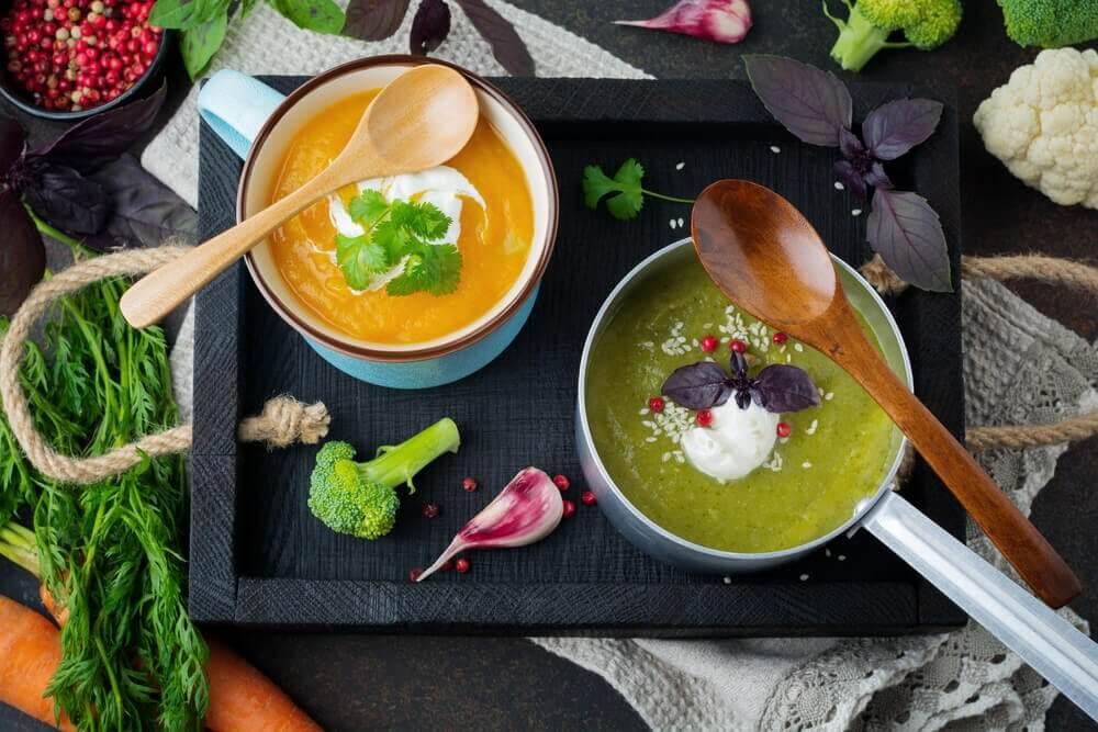 Odżywcza zupa na detoks