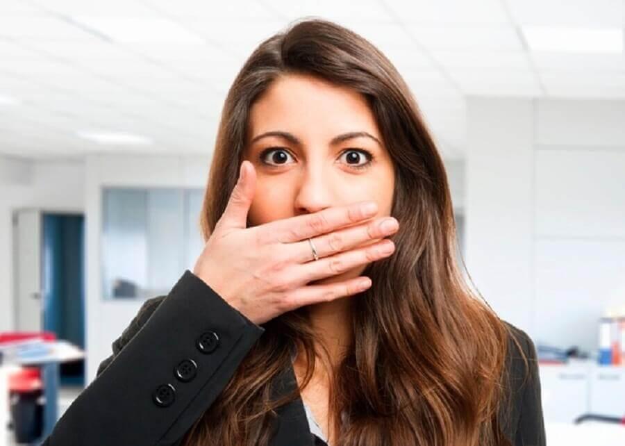 Przykry zapach z ust a nasze jelita