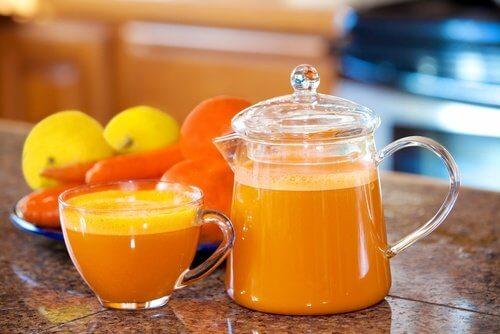 sok cytrusowy