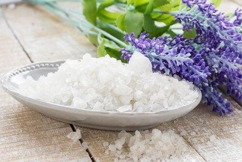 Sól morska i grzybica