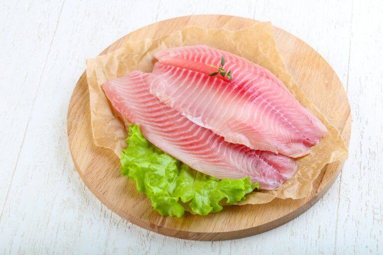 Tilapia, ryby których nie należy jeść