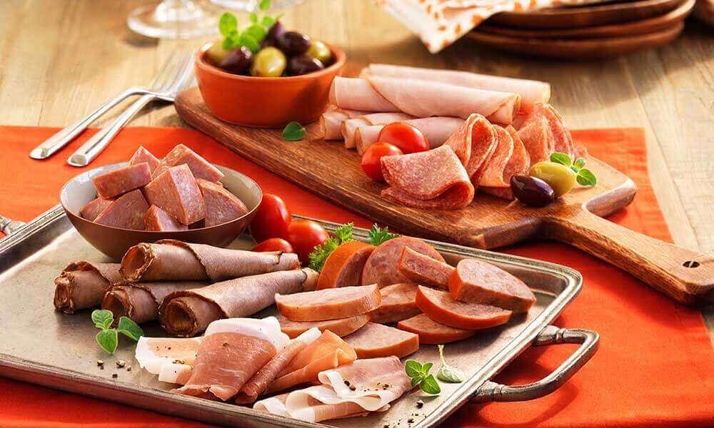 Mięso i przetwory mięsne mogą powodować refluks