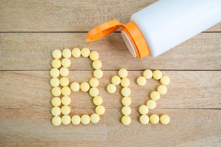 Witamina B12 na bezsenność