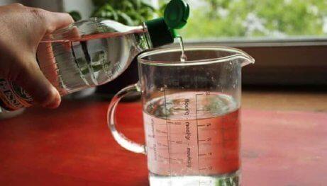 Woda na odchudzanie