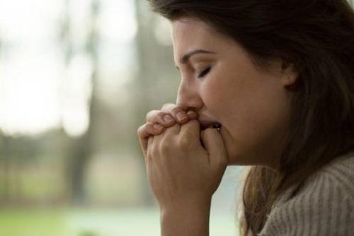zaburzenia lękowe kobieta