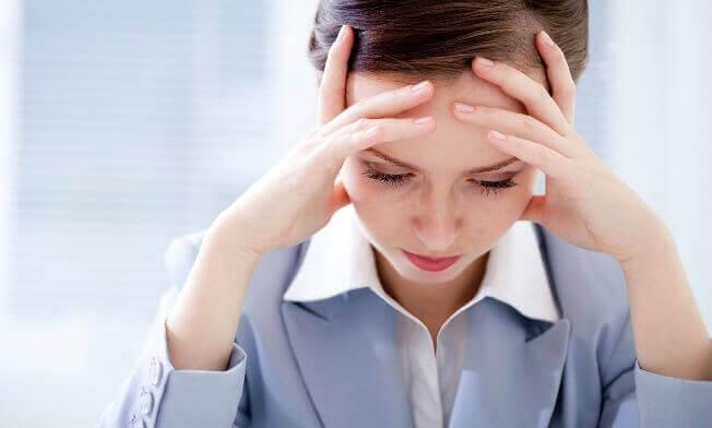 Chroniczne martwienie się: 3 konsekwencje zdrowotne