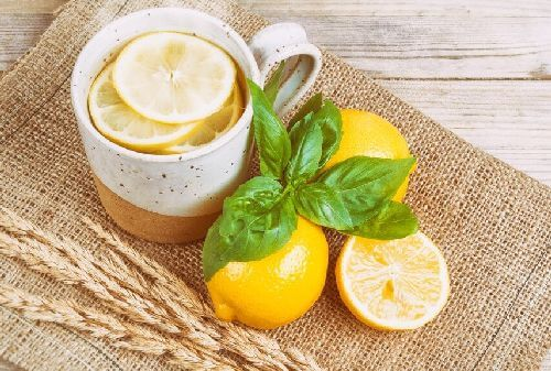 Cytryny napar z cytryny na bóle głowe