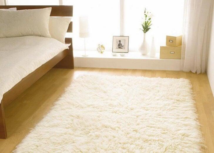 dywany zapewniają komfort