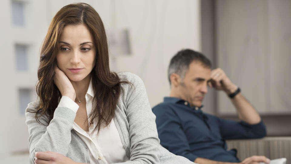 Jak wybaczyć zdradę obrażona pora