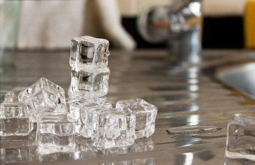 Szybkie kostki lodu