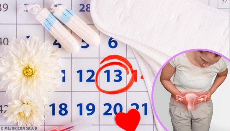 Krwotok miesiączkowy - 10 objawów