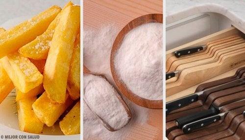 Kuchenne sztuczki – 8 asów, które wyciągną cię z tarapatów