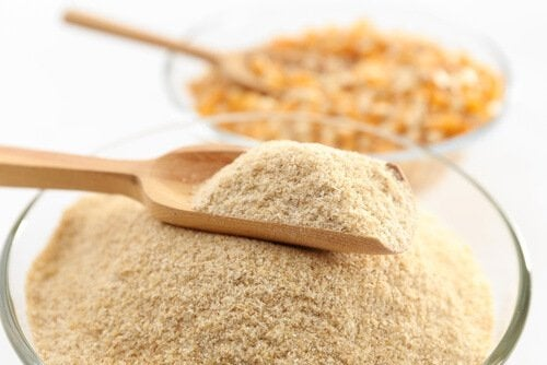 Kukurydza, mąka kukurydziana