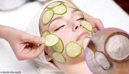 Wyeliminuj zanieczyszczenia skóry – 6 maseczek