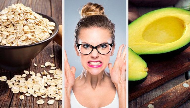 Jak złagodzić napięcie, czyli dieta dla nerwusa