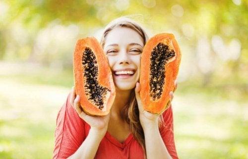 Nasiona papai – pestki pełne zdrowia