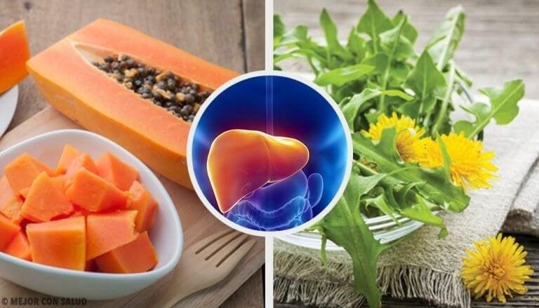 Stan zapalny wątroby - naturalne lekarstwa