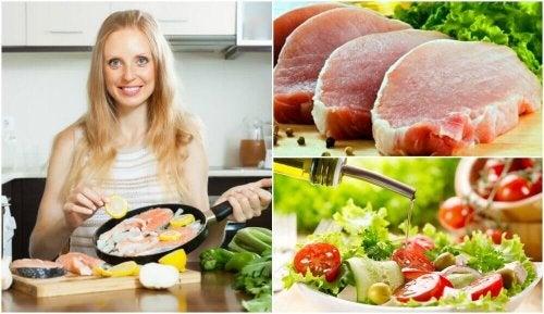 Niskotłuszczowe gotowanie – 6 wskazówek