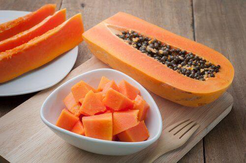 niesamowita papaja