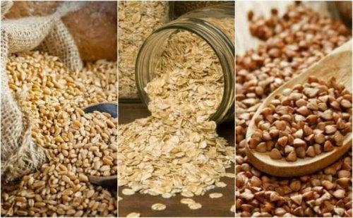 Pełne ziarna - 6 obowiązkowych produktów